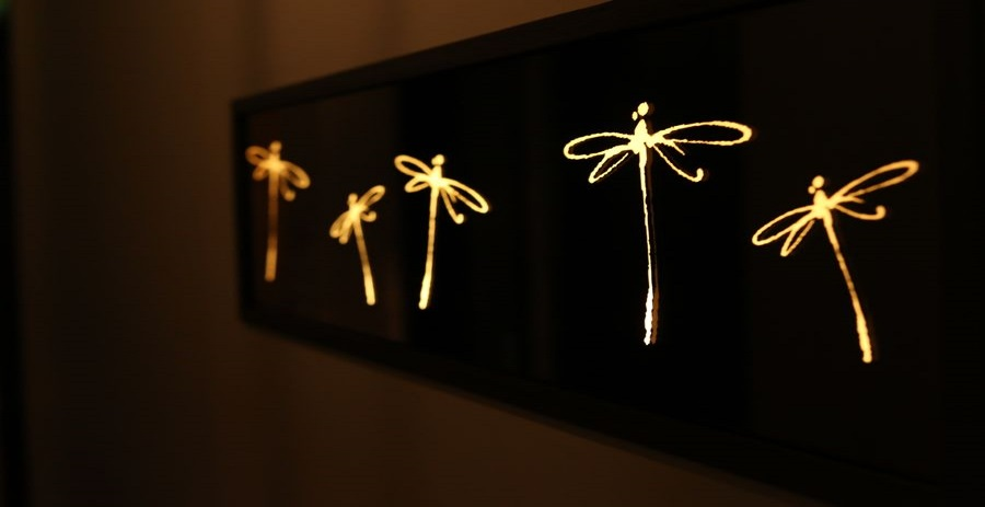 New Jing'an Dragonfly Retreat Opening